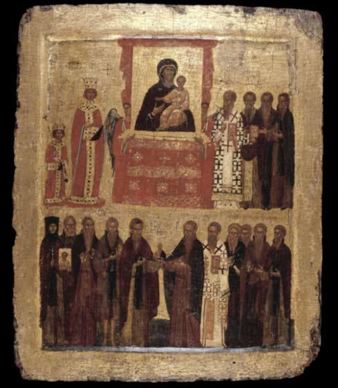 St luke patron saint of healing