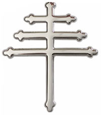 Marionite cross