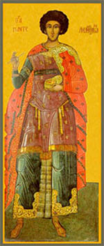 St Pantaleon