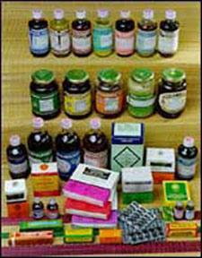 The Ayurvedic Medicine Industry in India