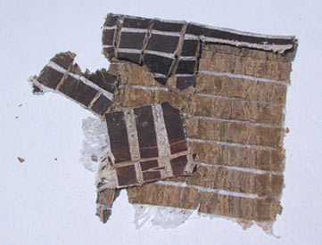 Dried eucommia bark