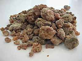 Myrrh and Frankincense