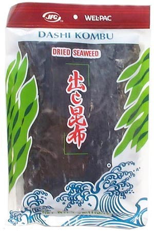 Package of Kombu
