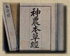 A copy of Shennong Bencao Jing