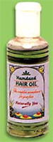 very useful oil that helps in all-round nourishment of the hair and