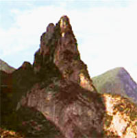 Tiger-Nose Peak