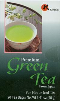 Kenshin Premium Green Tea