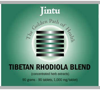 Tibetan Rhodiola Blend