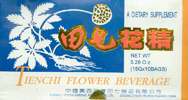 Tienchi Flower Beverage